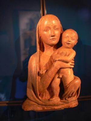maria uit de middeleeuwen