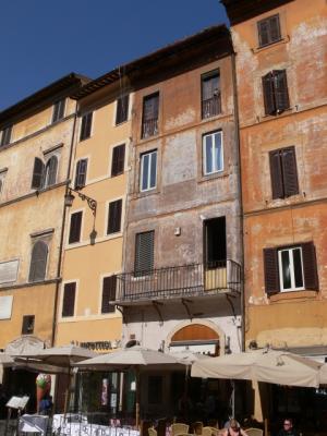 huizen in Rome